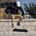 How to Tre flip (360 flips) on a Skateboard