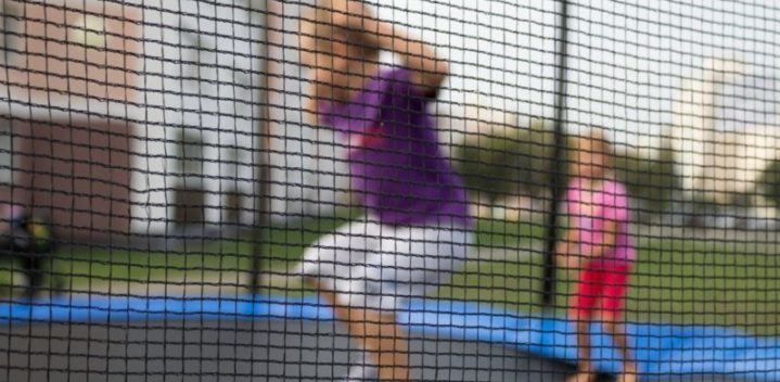 Trampoline Net Replacement