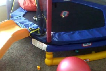 Little Tikes 7′ Trampoline Review