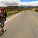 Traveling with a Longboard